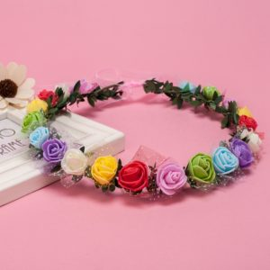Flower Tiara crown