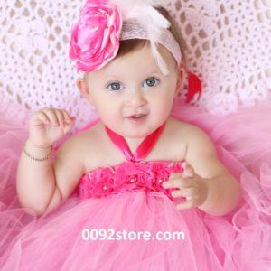 Pink Baby Tutu Dress