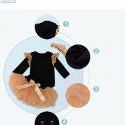 女宝宝哈衣_2017新款宝宝裙童装0-2岁女宝宝哈衣批发外贸原单 - 阿里巴巴 - 5