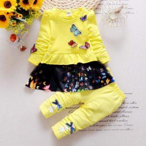Butterfly Shirt & Trouser