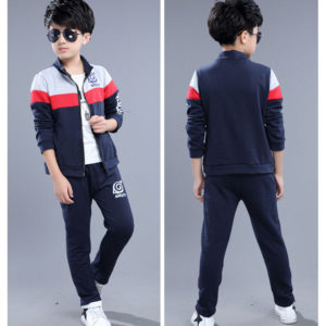 4-10 years boys Zipper Shirt & trouser