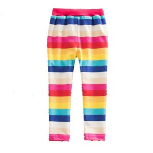 Colorful Multi Cotton Trouser