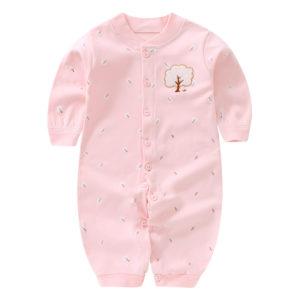 9-12 months Organic Cotton Cotton Baby Romper