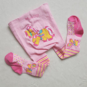 3-6months Baby Girl Pink Cotton unicorn Legging