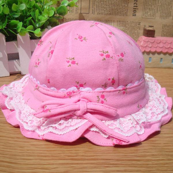 0d6ae212 Baby Girl 6-24 months Summer Cotton Cap