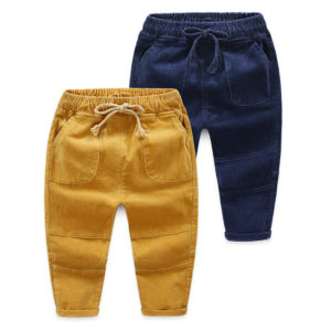 2-7 years Boy Katrai Quality velvet Pant