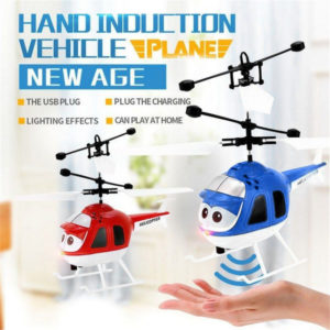 Hand Induction Helicopter that float over your hand (suitable for 8 + years kids)