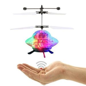 Hand Induction Light Spaceship that float over your hand (suitable for 8 + years kids) Rechargeable