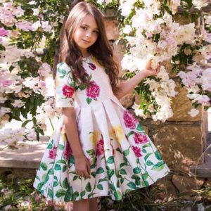 Girl Frock , casual frock, summer frock , fancy frock , gown, frock in pakistan , girl dress , baby girl