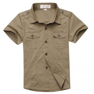 5-13 years Boys Imported Branded khaki Jeans Shirt