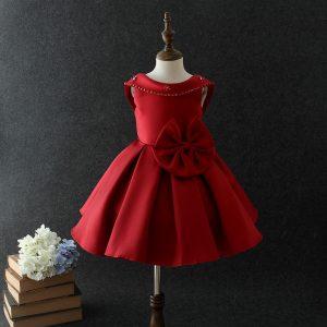 2-7 years Girl Blossoming Princess Halter Dress
