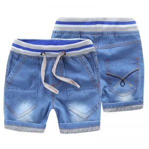 1-5 years Baby Boy Branded Cotton Summer Shorts