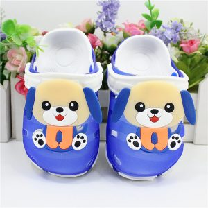 0-6 years Puppy kids Crock Shoes