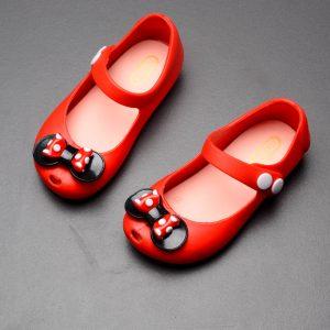 Minnie mouse Kids Soft  Shoes / crock