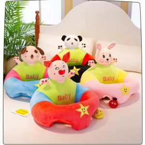 Soft Plush Lazy Couch Cute Animal Sitting Seat