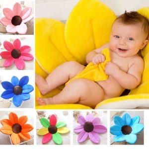 Super Soft Blooming Bath Lotus Mat - Baby Bath / Baby Mat