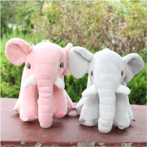 Soft Elephant Plush Toy Cute Hug Elephant