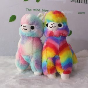 Soft Stuff Cuddling Colorful Camel Plush Toys Comfort Toys Mother and Baby supplies
