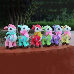 Baby Plush Colorful Deer Baby Comfort Toys Mother and Baby supplies
