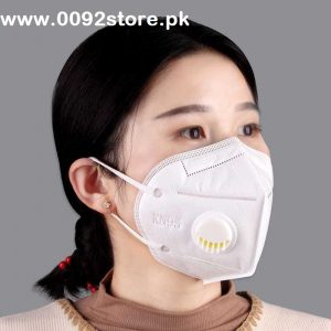 Imported KN 95 Mask with Filter